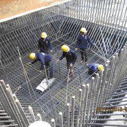Thi công xây dựng các công trình dân dụng và công nghiệp
