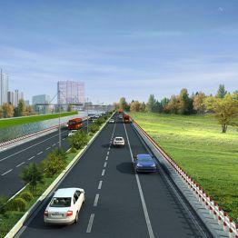 Thi công công trình giao thông